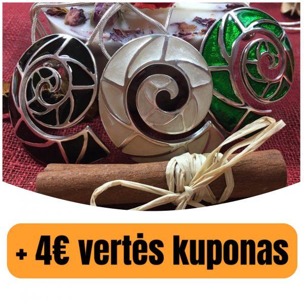 """Pakabukas """"Judėk spirale""""(+ 4€ kuponas)"""